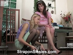 Jess&Randolph dong pussyclothed sex episode