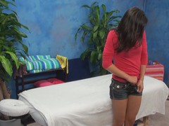 Longhaired brunette hair sweetheart becomes exposed to be massaged and drilled after that. Chap doesn't give her a chance of waiting for a lengthy time! Examine how this guy makes her desires to become reality in front of camera.