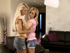 Spend time with charming lesbian chicks having fun on livecam