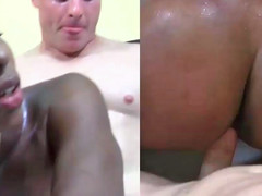Shae Spreadz giving head and getting stuffed by white stud