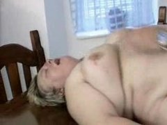 chubby german milf acquires fucked